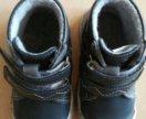 Утепленные ботинки котофей 22 размер