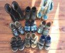 Обувь для мальчика 25-26рр