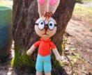 Кролик из мультика про Винни Пуха