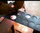 Плазменная обработка металла