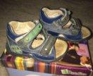 Кожаные сандали Dandino