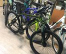 Новые велосипеды алюминий , диск