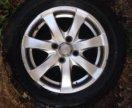 Комплект колёс с литыми дисками