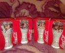 "Набор стаканов""Coca Cola"""