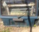 Задняя крышка багажника ваз 2104