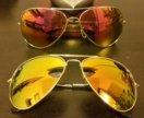 Продам солнцезащитные очки.