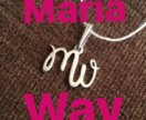 Подвеска Maria Way