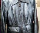 Куртка натуральная кожа 44-46
