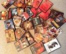 Коллекция дисков с военными фильмами