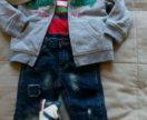 Вещи для мальчика 2 года,Chicco,Gap