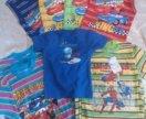 Новые!Футболки и летние комплекты для мальчиков .