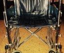 Инвалидная коляска с ножками