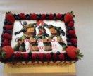 Летний тортик