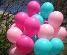 Воздушные шары в школу