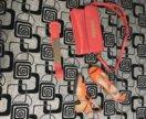 Платье+пояс+босоножки+клатч