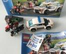 Lego City 60042 Полицейская погоня б/у