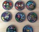 Yo-kai медали