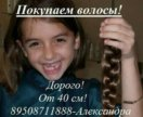 Покупаем и срезаем волосы