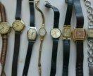 Винтажные женские часы. Рабочие.
