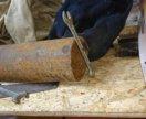 Труба металлическая обсадная 2 метра