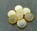 10 руб Олонец UNC мешковые