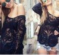 Блузка в стиле бохо