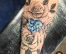 Тату. Художественная татуировка. Tattoo