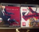 PS3 Deadpool & Hitman