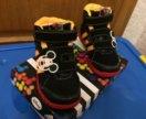 Детские ботиночки деми