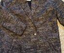 Пальто-пиджак женский H&M 14 размер