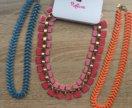 Ожерелья и браслет