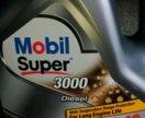 Автомобильное масло мобил
