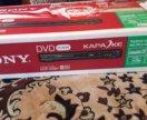 DVD Sony новый