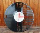 Часы из виниловой пластинки Мелодия