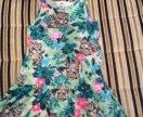 Новое фирменное платье сарафан H&M 2-4 года