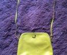 Яркая сумка-клатч