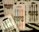 Силиконовые шнурки Hilaces