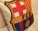 Подушка ФК Барселона