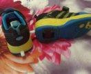 Кроссовки с колесиками