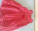 Платье H&M 80см