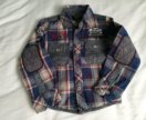 Рубашка для мальчика, р. 92—98