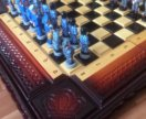 Новые Шахматы нарды коллекционные