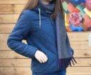 Куртка Roxy женская + шапка и шарф adidas (500p)