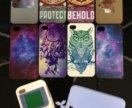 Панельки на iPhone 4
