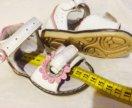 Босоножки кожа 20раз сандали