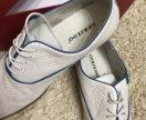 Ботинки мужские нат. кожа, 43 размер