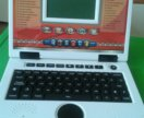 Детский развивающиеся компьютер.