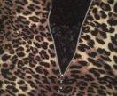 Кофта леопард