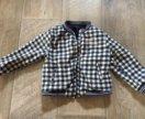 Курточка двусторонняя