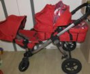 Baby jogger city select double с аксессуарами